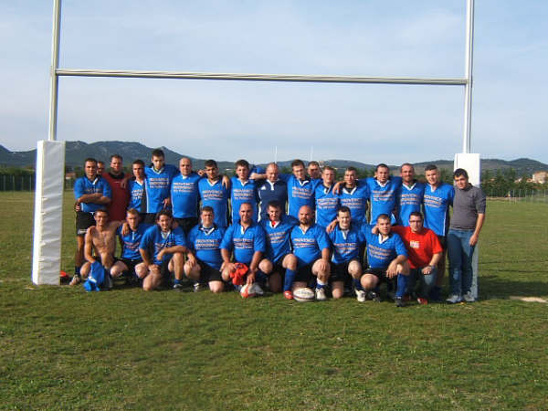 Caromb Rugby Club XV : les incorruptibles du CRC XV Index du Forum