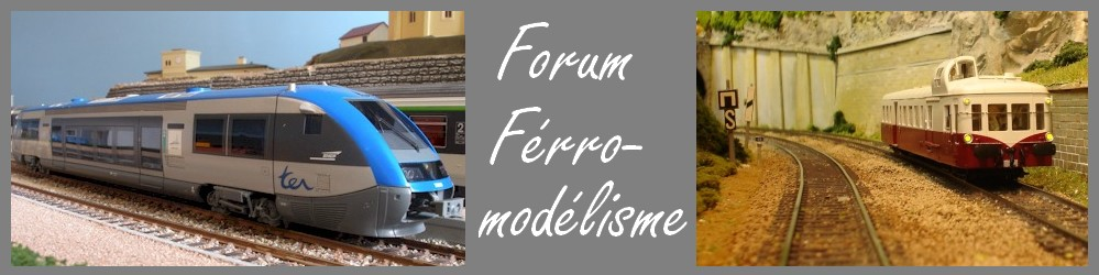 Férro-Modélisme Index du Forum