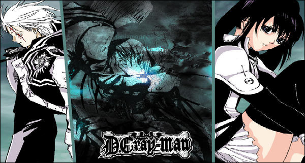 D.Gray Man Index du Forum
