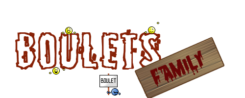 Revolution des Boulets Index du Forum