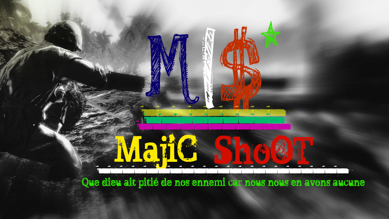 Majic Shoot Index du Forum