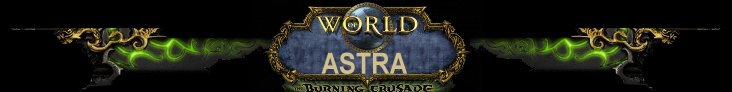 world of astra Index du Forum