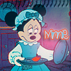 Minnie,l'amoureuse de Mickey