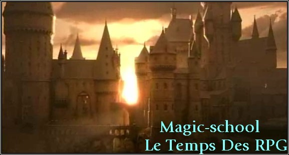 Magic School : Le Temps du RPG ! Index du Forum