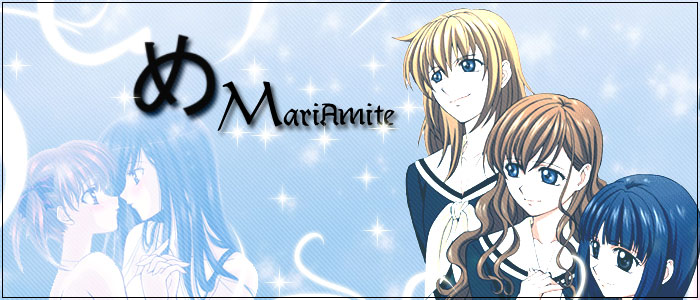 Rpg  maria sama ga miteru Index du Forum