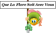 Que la flore soit avec vous