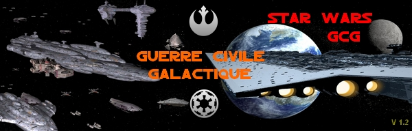 Star Wars : Guerre Civile Galactique Index du Forum