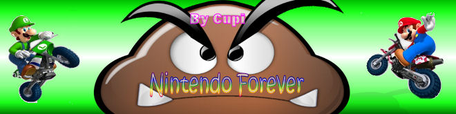 Nintendo forever Index du Forum