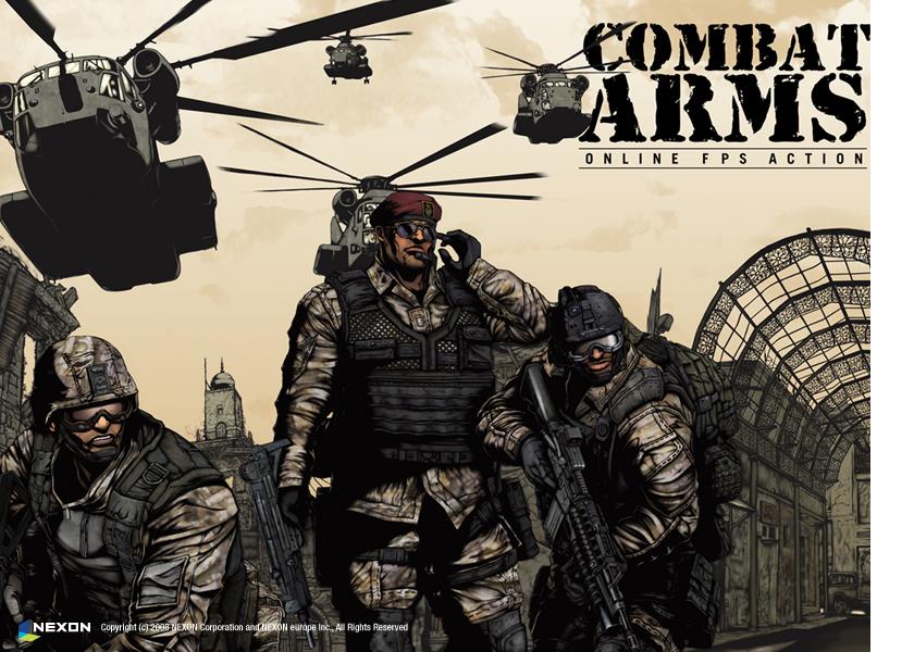 COMBAT ARMS EU French Killing FORUM Index du Forum