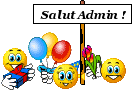 Salut Admin