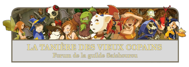 Saichourou Index du Forum