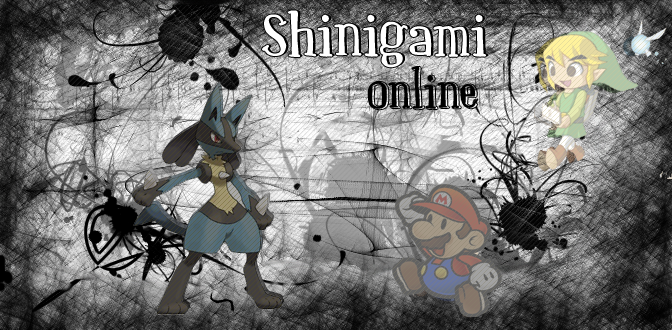 Le forum de la Team ShInIgamI Index du Forum