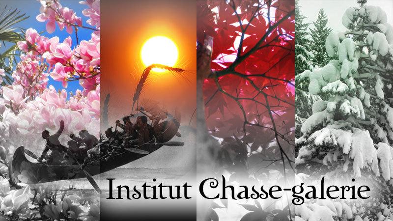Institut Chasse Galerie Index du Forum