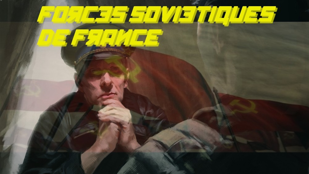 Forces Soviétiques de France Index du Forum