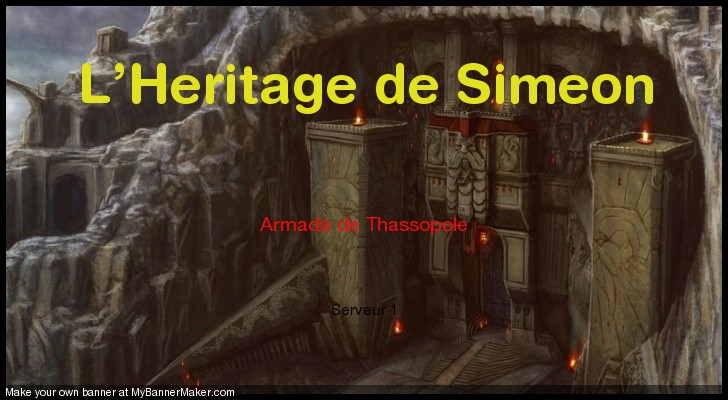 Alliance L'Heritage de Simeon Index du Forum