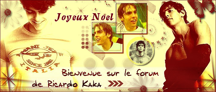 Ricardo kaka Index du Forum