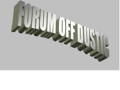 FORUM OFF DUSTIC Index du Forum