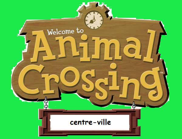 Centre-ville d'animal crossing Index du Forum