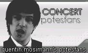 Un concert de potesfans pour Quentin Mosimann Index du Forum