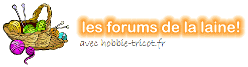 Les forums de la laine Forum Index