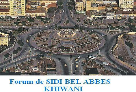 SIDI BEL ABBES KHIWANI Forum Index