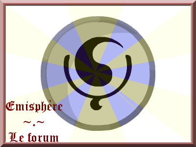 Emisphere Index du Forum