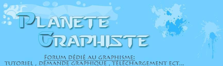 Planete-Graphiste Forum Index