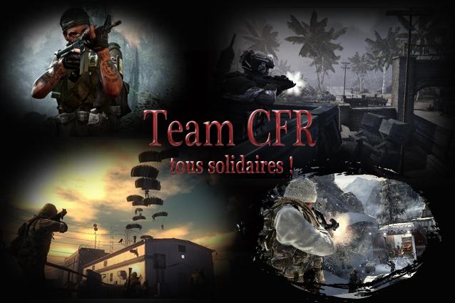 Forum du clan CFR Index du Forum