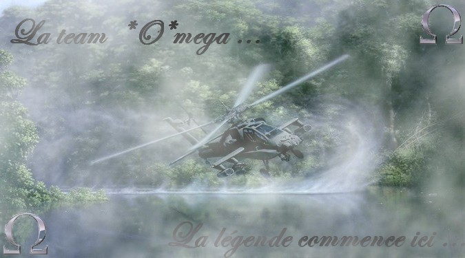 /!\la team *o*mega sur cod7 [wii] /!\ Index du Forum