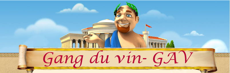 Gang du Vin Index du Forum