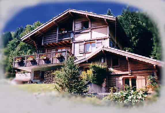 Le chalet Index du Forum