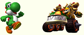 Mario Kart Wii: Time Trial Index du Forum