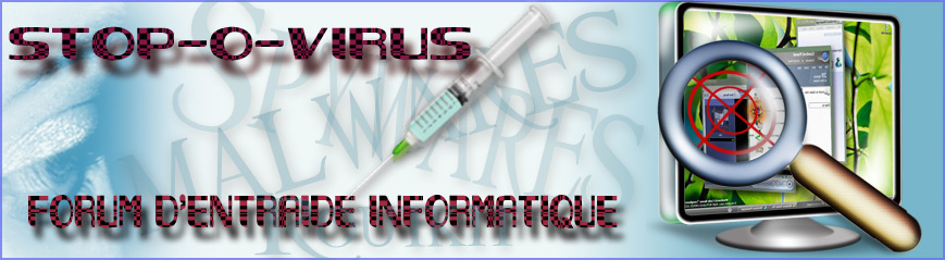 stopovirus Forum Index