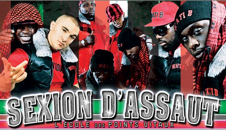 sexion d'assaut  Index du Forum