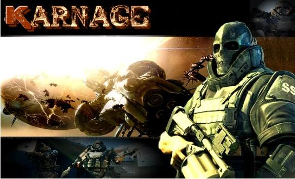 Empire KARNAGE Index du Forum