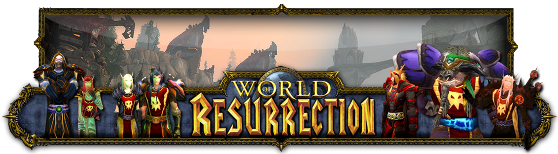 Guilde Résurrection. Forum Index