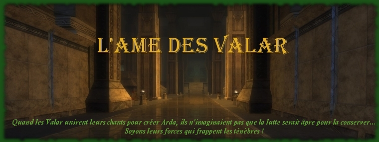 L'Ame des Valar Index du Forum