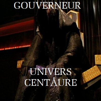 Gouverneurs Univers Centaures Index du Forum