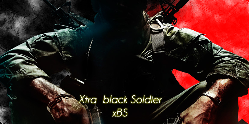 ☆ xtra black soldier ☆ Index du Forum