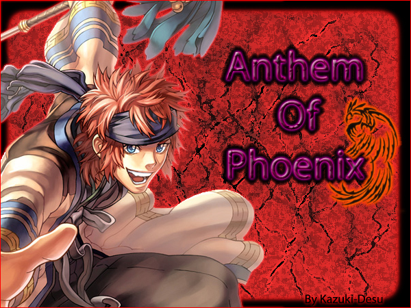 Anthem of Phoenix : Guilde fRO Index du Forum