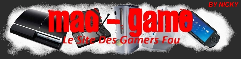 Le site des Gamers Fou Index du Forum
