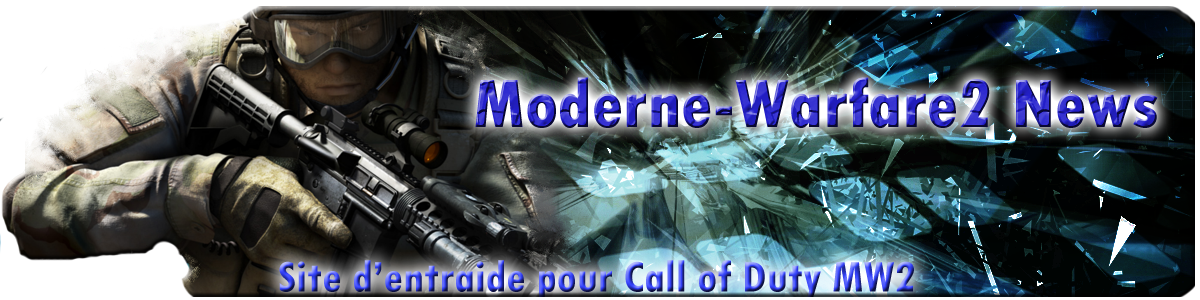 Modern-Warfare2 News Index du Forum
