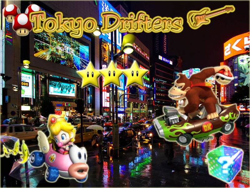 .: Tokio Drifters :. Index du Forum