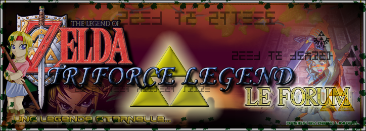triforce-lengend Index du Forum