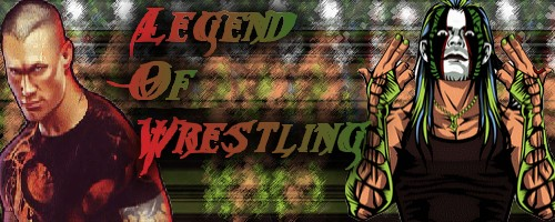 legend-of-wrestling Index du Forum