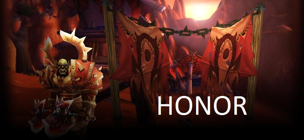 Honor Index du Forum