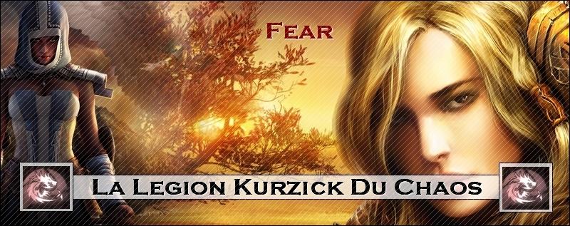 La Legion Kurzick Du Chaos Index du Forum