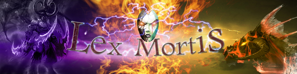 Lex Mortis Index du Forum