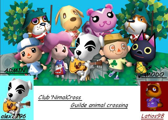 Club'NimalCross Index du Forum