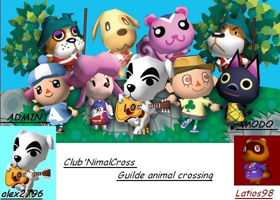 Club'NimalCross Index du Forum